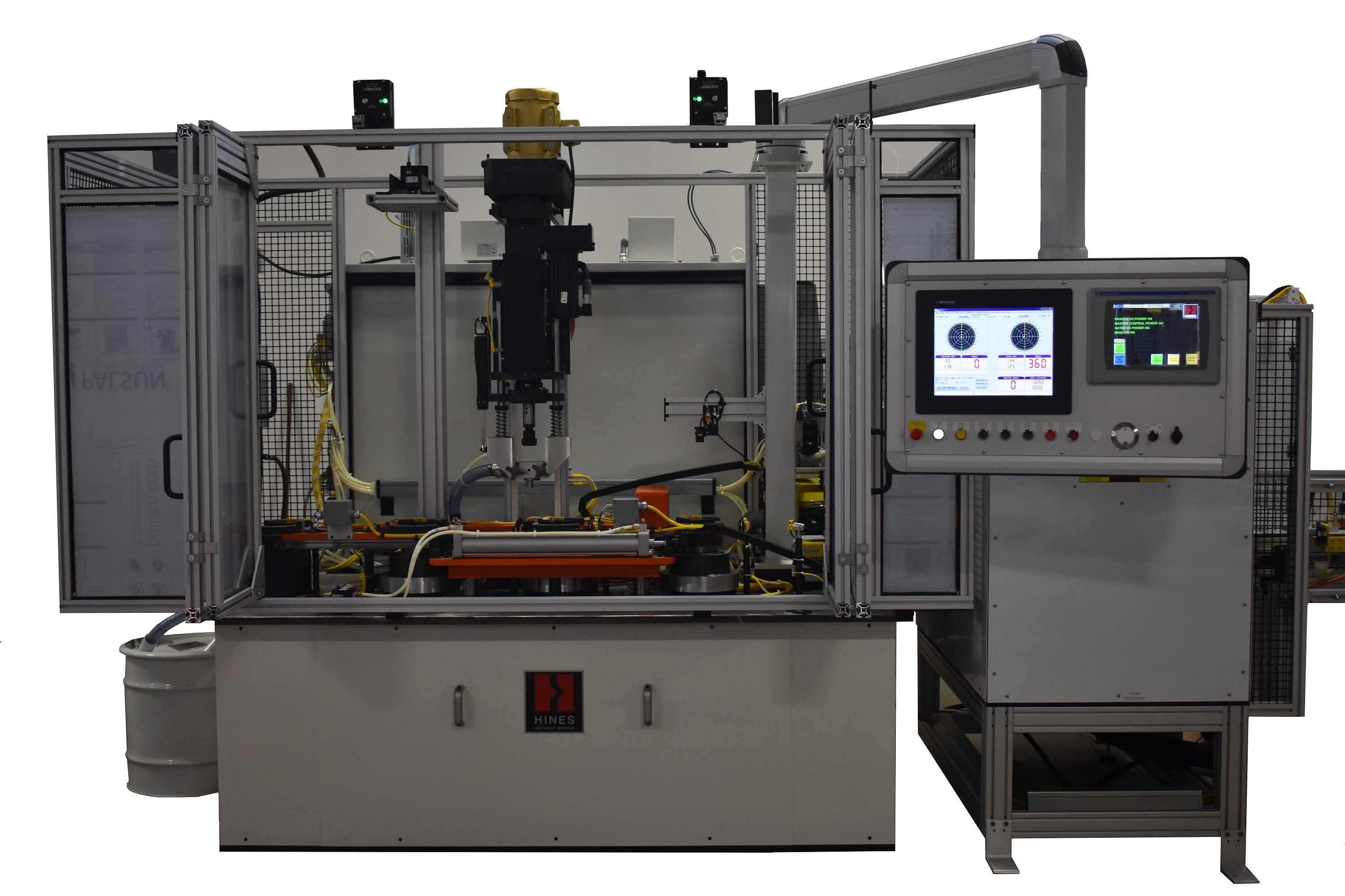 Automated Manufacturing Cells
